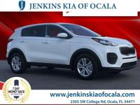 Scores 30 Highway MPG and 23 City MPG! This Kia
