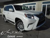 Delivers 18 Highway MPG and 15 City MPG! This Lexus GX