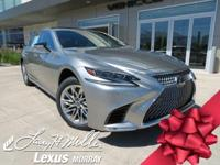 Delivers 27 Highway MPG and 18 City MPG! This Lexus LS