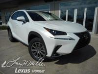 Scores 28 Highway MPG and 22 City MPG! This Lexus NX