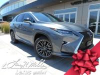 Delivers 28 Highway MPG and 31 City MPG! This Lexus RX