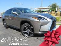 *These Packages Will Make Your Lexus RX 450h AWD Luxury