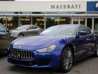 This outstanding example of a 2019 Maserati Ghibli is