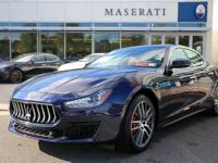 This 2019 Maserati Ghibli S Q4 is proudly offered by