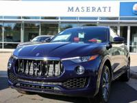 This outstanding example of a 2019 Maserati Levante is