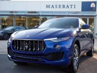 This outstanding example of a 2019 Maserati Levante S
