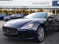 This 2019 Maserati Quattroporte S Q4 is offered to you