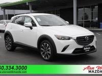 This 2019 Mazda CX-3 Touring is offered to you for sale
