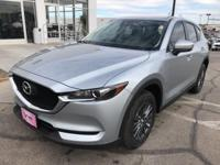 Sonic Silver Metallic 2019 Mazda CX-5 Sport FWD 6-Speed
