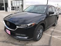 Jet Black 2019 Mazda CX-5 Touring FWD 6-Speed Automatic