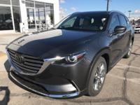 Machine Gray 2019 Mazda CX-9 Grand Touring FWD 6-Speed
