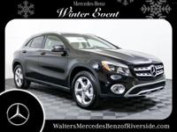 With the character of a Mercedes-Benz SUV, a sporting