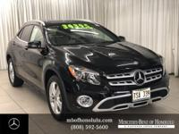 This 2019 Mercedes-Benz GLA GLA 250 is proudly offered