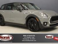 This MINI won't be on the lot long! This is a superior