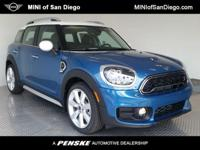 This 2019 MINI Cooper S Countryman 4dr features a 2.0L