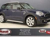 What a great deal on this 2019 MINI! It delivers an