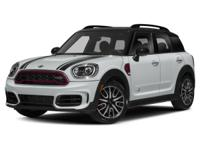 AWD 2.0L I4 DOHC 16V Midnight Black MINI 2019 John