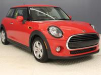 This MINI won't be on the lot long! Boasting the latest
