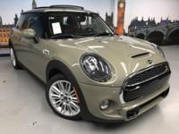 FWD 6-Speed 2.0L 16V TwinPower TurboEmeraldgrey MINI