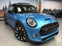 FWD 6-Speed 2.0L 16V TwinPower TurboElectricblue MINI