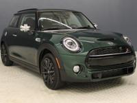 This MINI won't be on the lot long! A comfortable ride