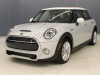 This MINI won't be on the lot long! The safety you need