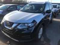 New Price!Magnetic Black Pearl 2019 Nissan Rogue SV FWD