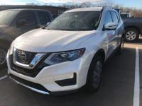 New Price!Pearl White 2019 Nissan Rogue SV FWD CVT with