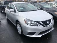 New Price!Brilliant Silver Metallic 2019 Nissan Sentra