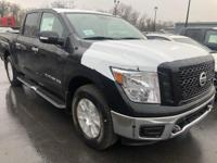 New Price!Magnetic Black 2019 Nissan Titan SV 4WD