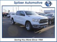 $4,399 off MSRP! 2019 Ram 1500 Big Horn/Lone Star All