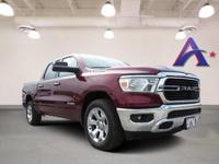 Red 2019 Ram 1500 Big Horn/Lone Star RWD 8-Speed