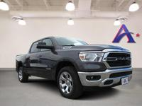 Crystal Metallic 2019 Ram 1500 Big Horn/Lone Star RWD