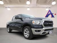 Steel Metallic 2019 Ram 1500 Big Horn/Lone Star RWD