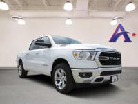 Bright White Clearcoat 2019 Ram 1500 Big Horn/Lone Star