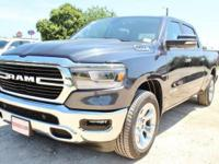 Purchase this BRAND NEW steel gray 2019 Ram 1500 Big