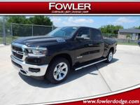 Recent Arrival! $5,000 off MSRP!  2019 Ram 1500 Big
