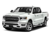 Powerful and Spacious!  You must see this 2019 Ram 1500