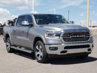 Options:  Quick Order Package 25H Laramie|3.21 Rear