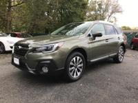 2019 Subaru Outback 3.6R Dark Green Touring CVT