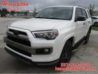 This 2019 Toyota 4Runner Limited Nightshade is offered