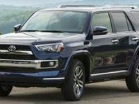 Recent Arrival! 2019 Toyota 4Runner Limited Nightshade