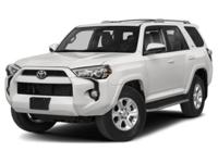 Boasts 20 Highway MPG and 17 City MPG! This Toyota