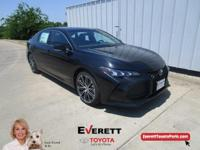 8-Speed Automatic.  Recent Arrival! 2019 Toyota Avalon