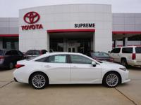 White 2019 Toyota Avalon Limited FWD 8-Speed Automatic
