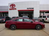 Ruby 2019 Toyota Avalon Touring FWD 8-Speed Automatic