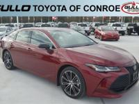 03t3/ 2019 Toyota Avalon Touring 22/31 City/Highway MPG