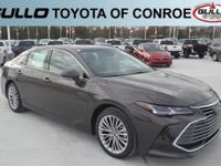 04x7/ 2019 Toyota Avalon Limited 22/31 City/Highway MPG