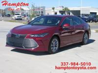 Looking for a clean, well-cared for 2019 Toyota Avalon?