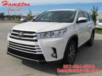 This outstanding example of a 2019 Toyota Highlander